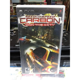 Need For Speed Carbon Own The City Para Sony Psp