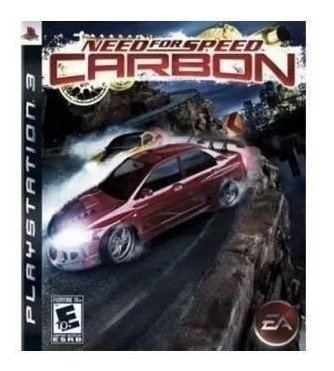 need for speed carbon ps3  nuevo envio gratis