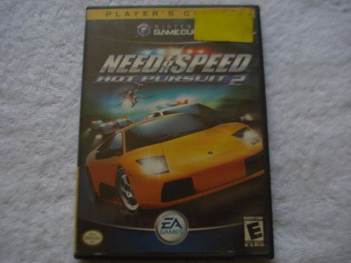 need for speed hot pursuit 2 nintendo gamecube y wii