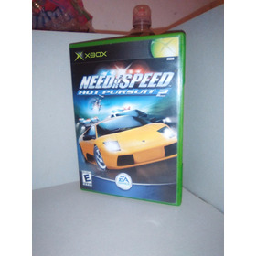 Need For Speed Hot Pursuit 2, Xbox Clásico