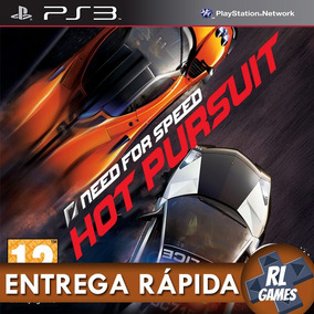 02705cab17 Need For Speed Hot Pursuit - Jogos Midia Digital Ps3 Psn