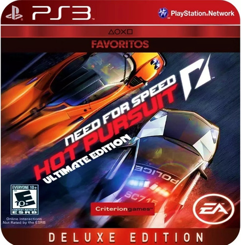 need for speed hot pursuit ultimate edition ps3 no codigo