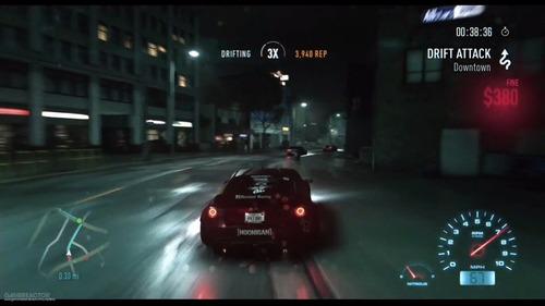 need for speed i ps4 i 1° juga con tu usuario