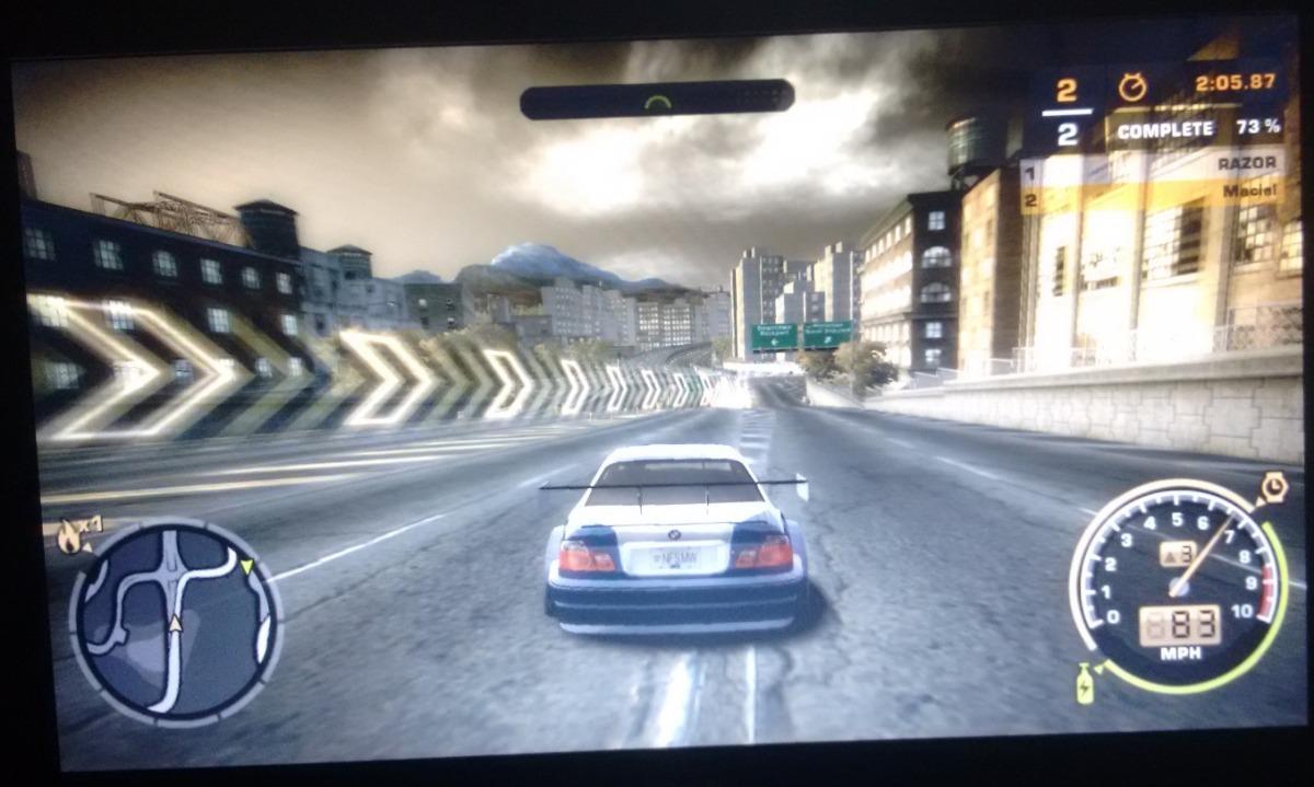 Need For Speed Most Wanted 2005 Pc Dvd 4gb