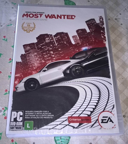 need for speed - most wanted 2012