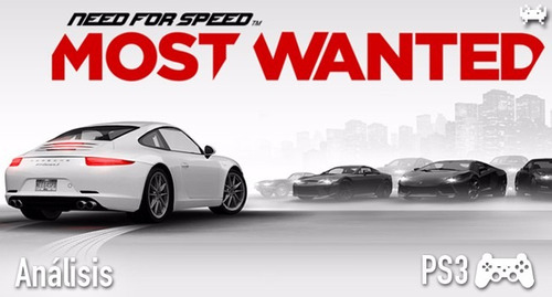 need for speed most wanted juego
