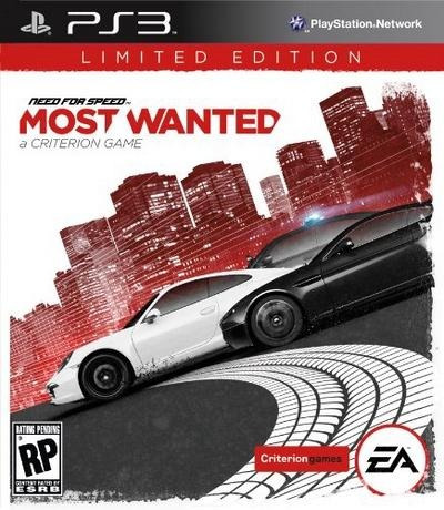 need for speed most wanted ps3 original