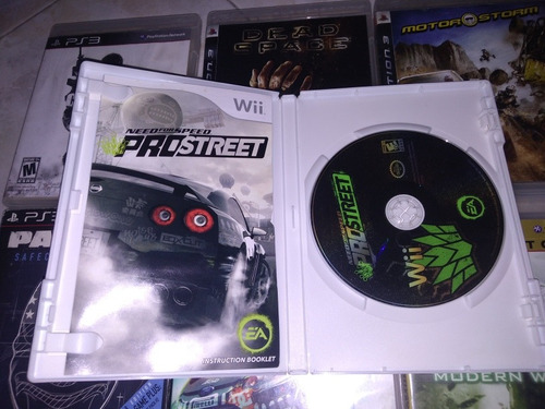 need for speed nintendo wii