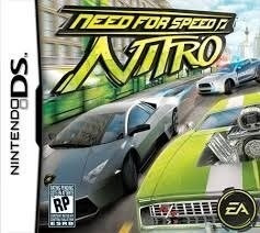 need for speed nitro nintendo ds