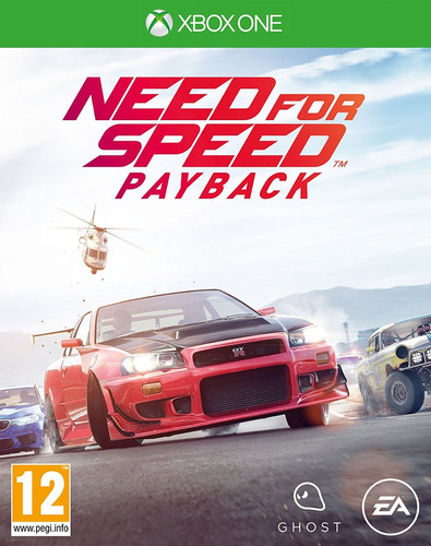 need for speed payback digital  xbox one