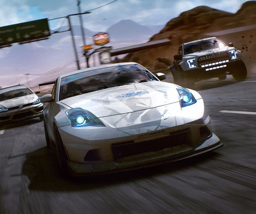 need for speed payback *ps4*