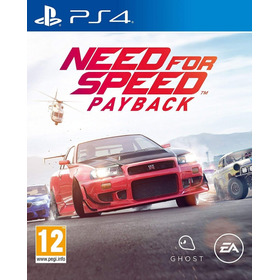 Need For Speed Payback Ps4 Disco Fisico