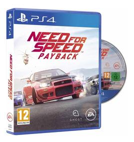 Need For Speed Payback Ps4 Juego Ps4 Fisico Sellado Español