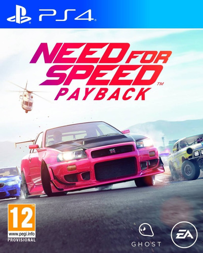 need for speed payback ps4 principal