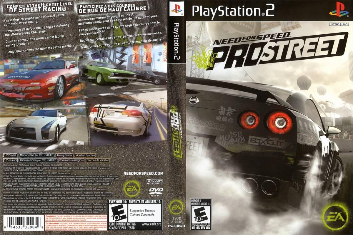 Resultado de imagem para Need for Speed: Pro Street ps2
