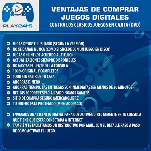 need for speed ps4 digital en español oferta |2|