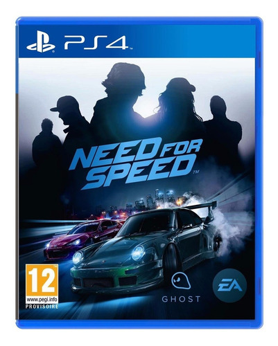 need for speed ps4 disco físico en palermo
