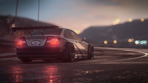 need for speed ps4 físico nuevo playstation alclick