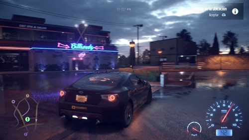 need for speed - ps4 - físico - play for fun