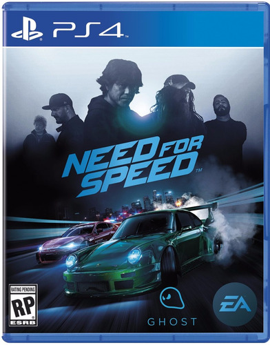 need for speed ps4 formato fisico juego playstation 4
