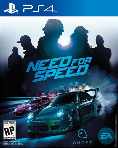 need for speed ps4 oferta!! 1º