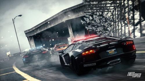 need for speed rivals ps4 fisico nuevo original sellado