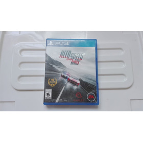 Need For Speed Rivals Ps4 Original Físico