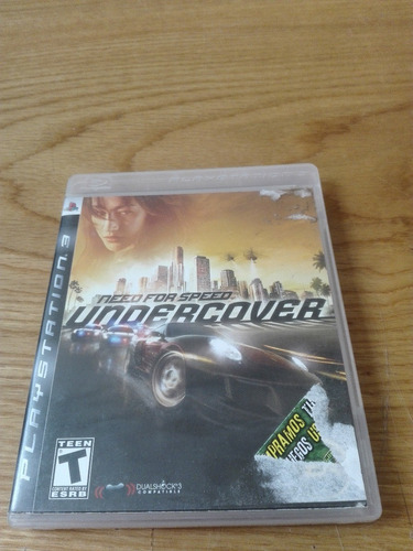 need for speed -  undercover ps3
