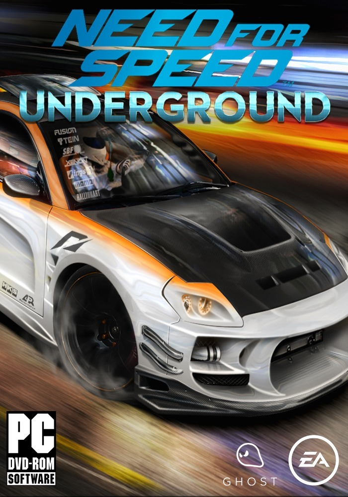 Need For Speed: Underground 1 E 2 Pc Game Frete Barato