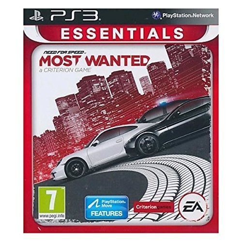 need for speed wanted (ps3)