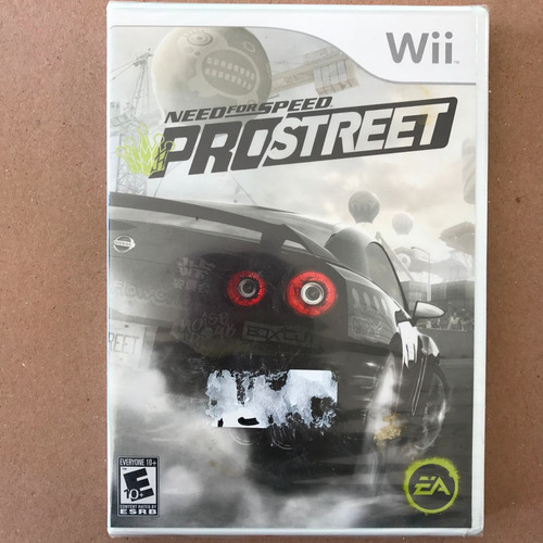need for speed wii,