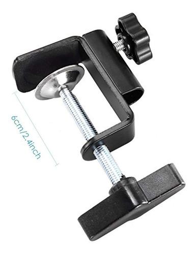 neewer 2 pack nw-35 micrófono suspension