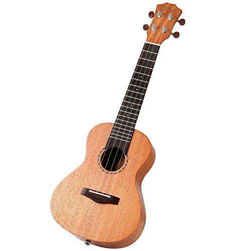neewer 21 pulgadas rosewood ukulele bundle con gig bag 4 sil