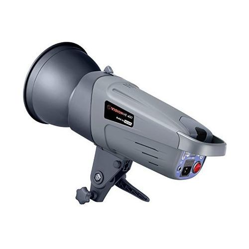 neewer 400w gn70 estudio estroboscópico del flash con una fu