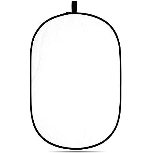 neewer 5 en 1 portátil 24 x 36  / 60 x 90 cm ronda plegable