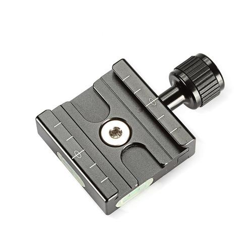 neewer® 50 mm de aluminio placa de liberación rápida qr abra