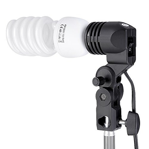 neewer 600w 5500k photo studio day light umbrella kit de il