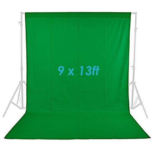 neewer 9 x 13 ft-2.8 x 4m photo studio 100% pure muslin fond