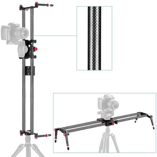 neewer - cámara de fibra de carbono de 39 m. de longitud - s