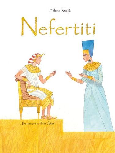 nefertiti(libro infantil y juvenil)