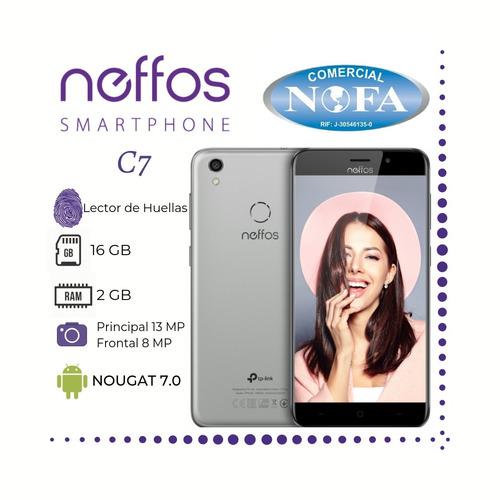 neffos tp- link c7. 2 gb ram, 16 gb memoria interna