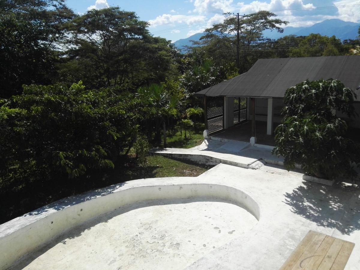 negociable casa campestre hermosa piscina bbq jardin parqueo
