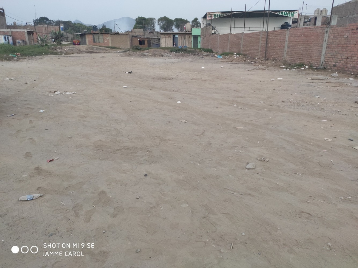negociable - vendo terreno 1192 m2 - carabayllo - $140 x m2