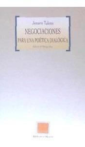 negociaciones(libro otras literaturas)