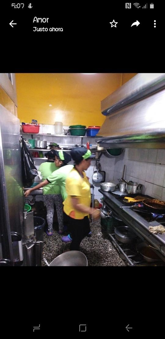 negocio asadero y restaurante