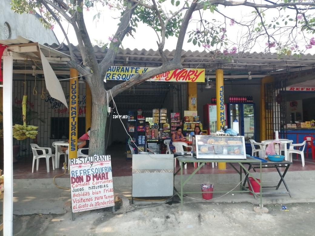 negocio comercial ubicado a orilla de la troncal del caribe