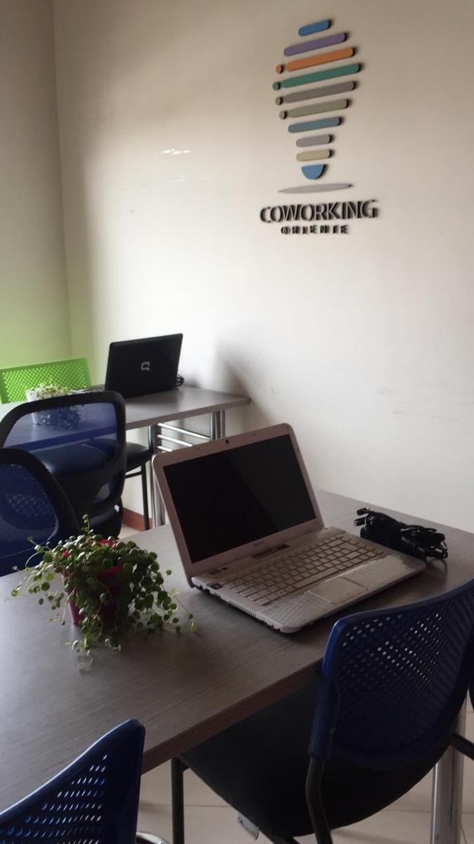 negocio coworking amoblado y activo