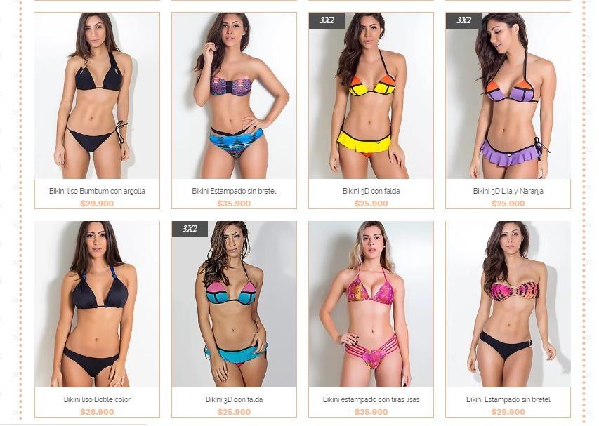 b2fd322dcfc8 Negocio De Bikinis Brasileños Completo.