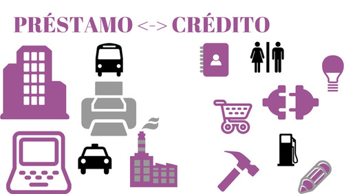 negocio de de credito personal,comerciantes y hipoteca