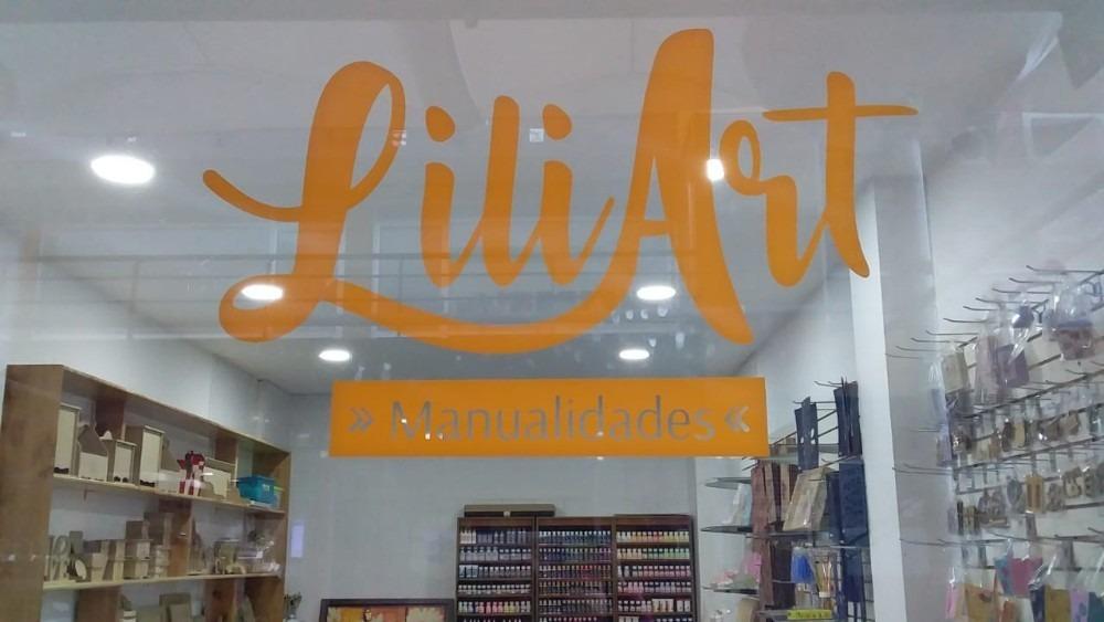 negocio de insumos para arte y manualidades